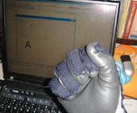 Flex Sensor Sign Language Project