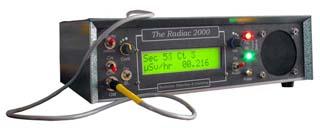 The Radiac 2000 - a Desktop Geiger Counter by Sam Evans